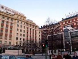 Los hoteles madrileños esperan un 80% de ocupación estos días