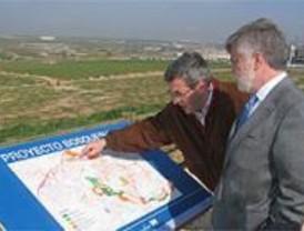 Bosquesur abre sus 120 primeras hectáreas
