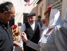 El viernes se darán entradas de teatro a los chulapos que vayan a la plaza del Carmen