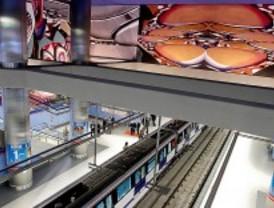 Las Rosas estrena Metro y Ciudad Pegaso lo reivindica para el futuro