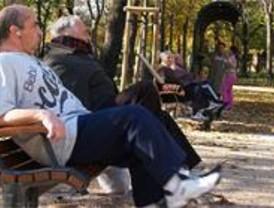 Los 884.866 pensionistas madrileños cobran de media 792 euros