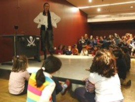 Villalba organiza un ciclo de talleres de animación a la lectura para niños de 3 a 6 años