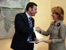 Aguirre admite negociar los presupuestos pero exige a Gómez que llegue financiación