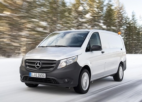 Mercedes Vito 4X4, transporte integral