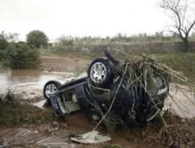 Hallan el cadáver del joven desaparecido en Onda tras ser arrastrado por las lluvias