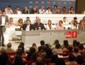 La candidatura de Gómez gana el 'congresillo' del PSM con 44 delegados