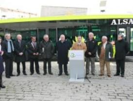Tres Cantos es el primer municipio de la Comunidad que incorpora autobuses híbridos a su flota