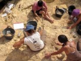 Las excavaciones arqueológicas tendrán este domingo una jornada de puertas abiertas