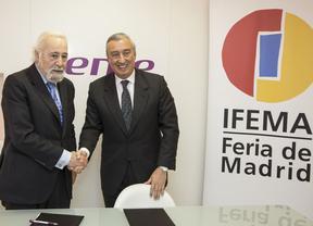 Acuerdo entre Renfe e Ifema para potenciar el turismo de negocios