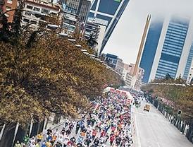 La Carrera de las Empresas congrega a 4.200 trabajadores de 1.500 entidades