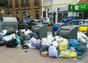 Concluye la huelga de basuras en Parla tras 15 días de paros