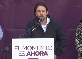 """Pablo Iglesias tiende la mano a Tania Sánchez para conseguir """"el cambio político"""""""