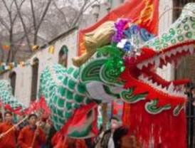 Lavapiés celebra este lunes la llegada del año nuevo chino