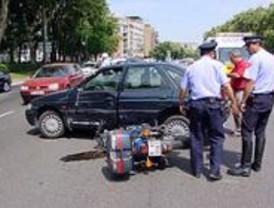 Madrid sufrió 20.810 accidentes de tráfico de enero a noviembre
