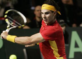 España debutará ante Alemania en la Copa Davis