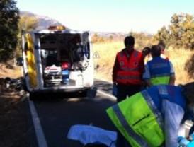 Muere un motorista en una colisión en Miraflores