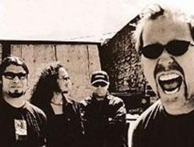 Metallica presenta su nuevo disco en Madrid
