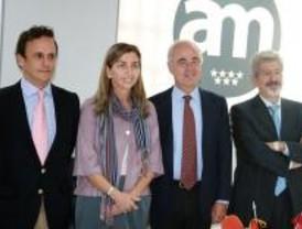 Las empresas de logística accederán a la financiación de Avalmadrid