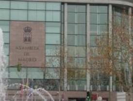 La Asamblea de Madrid volverá a recibir invitados en el hemiciclo