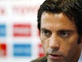 Quique Flores, nuevo entrenador del Atlético de Madrid