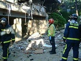 Heridas dos personas en una explosión en una vivienda en La Florida