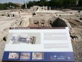 Tras los restos del Madrid romano