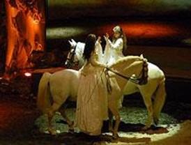 'Cavalia' llevará al Nudo de Manoteras espectáculo ecuestre y malabarismo