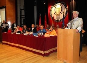 Vargas Llosa es investido Doctor Honoris Causa por la Carlos III