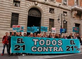 Empresarios y asociaciones de ocio protestan contra el IVA