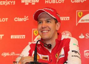 Sebastian Vettel, mejor tiempo en el primer día de test