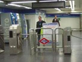 Metro retira las taquillas de la línea 1 para implantar