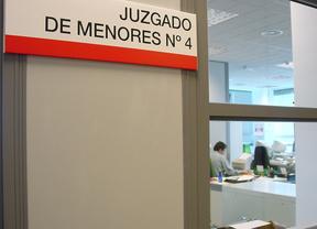 Los delitos cometidos por menores bajaron un 31,3% en Madrid en 2012