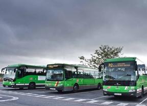 Parla firma el convenio con el Consorcio regional de Transportes
