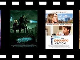 Jennifer Aniston y 'El aprendiz de brujo', a los cines