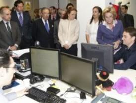 Aguirre visita ZED Worldwide