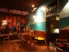 El local Marx Madera se despide a lo grande