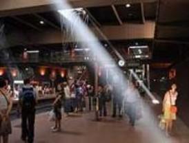 El túnel Atocha-Chamartín se reabrirá este jueves