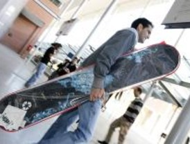 Espesores de entre 40 y 190 centímetros en las estaciones de esquí
