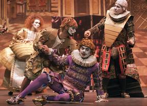 Crítica teatral: Celos y agravios, una belleza barroca