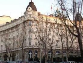 El precio medio de un hotel de lujo en Madrid no supera los cien euros