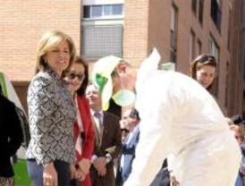 La limpieza general de San Blas llegará a 240 calles