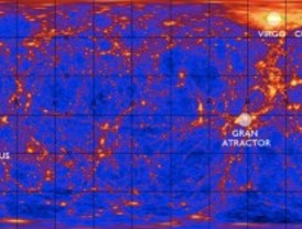 Fermi podría detectar indicios de materia oscura dentro de tres años