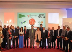 Madridiario entrega sus premios en una gala que abarrotó el Westin Palace