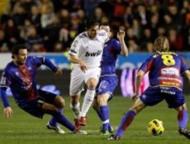 El Levante inflige un 2-0 al Real Madrid