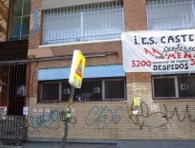 Los sindicatos convocan tres días de huelga en educación secundaria