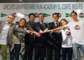 El Corte Inglés apoya el deporte universitario con 10 pruebas de running
