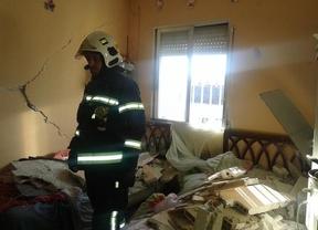 Cinco heridos leves en una explosión en una vivienda en Villaverde