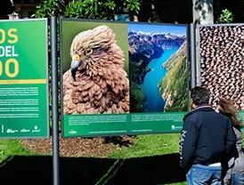 Maravillas de la naturaleza, en la Feria del Libro
