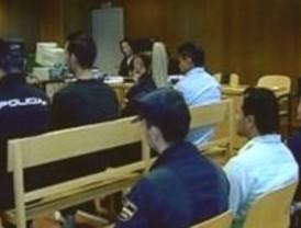 'Los Pistolas Plateadas' se niegan a declarar ante el juez