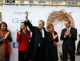 Inaugurada la glorieta de Rocío Dúrcal